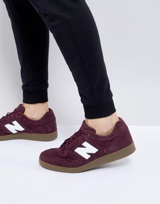 Image 1 of New Balance 288 Trainers In Red CT288MR