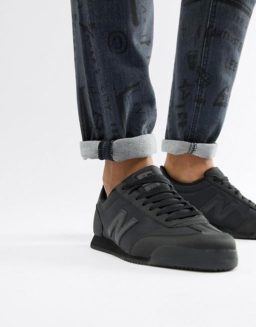 Image 1 sur New Balance - 370 - Baskets - Noir