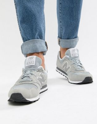 New Balance 373 trainers in grey ML373GR
