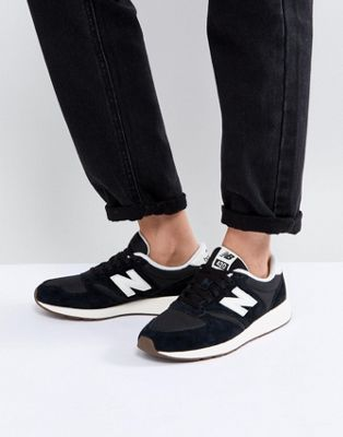 New Balance - 420 - Baskets - Noir