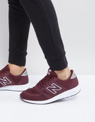 Bild 1 von New Balance – 420 – Sneaker in Burgund, MRL420CG