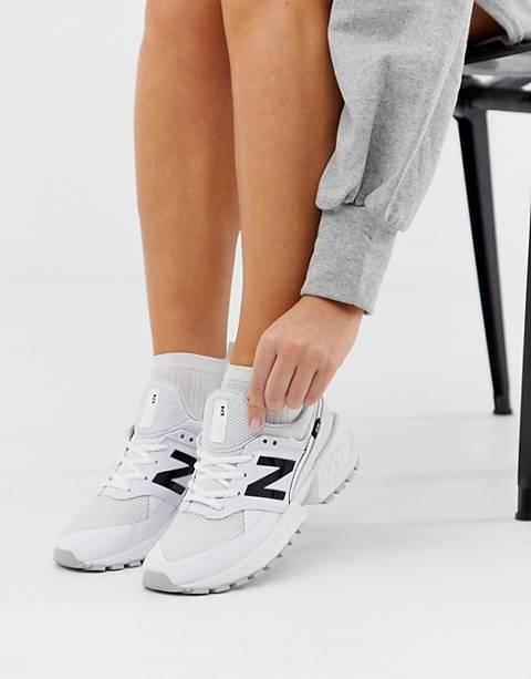 New Balance - 574 Sport V2 Triple - Witte sneakers