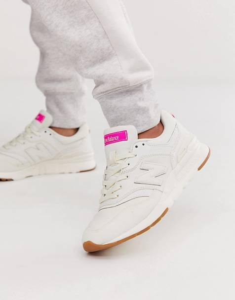 premium selection 17a14 fe0ce New Balance - 997 - Baskets - Blanc