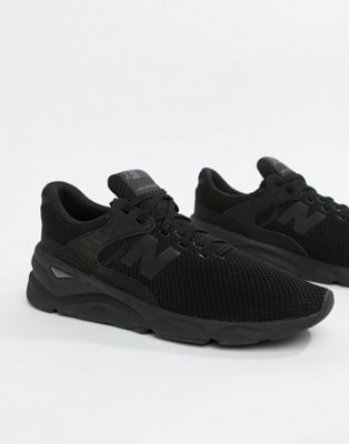 New Balance X90 Trainers In Black MSX90CRE
