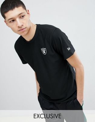 New Era - Dryera Series - New Raiders T-shirt in zwart, exclusief bij ASOS