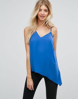 New Look Aysmetric Cami Top