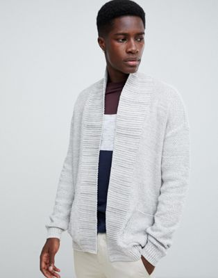 New Look cardigan in gray