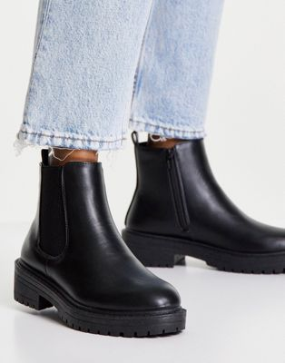 E8 by Miista Reese lace up leather knee boots in black - ASOS Price Checker