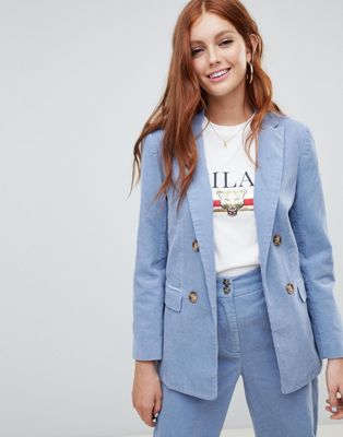 New Look Corduroy Blazer Co-Ord