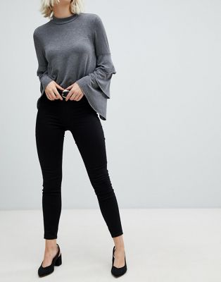 New Look Emilee Black Jegging
