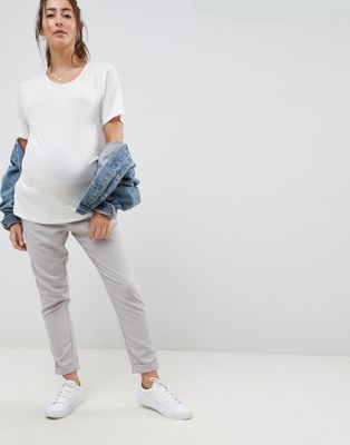 New Look Maternity Over The Bump Trouser