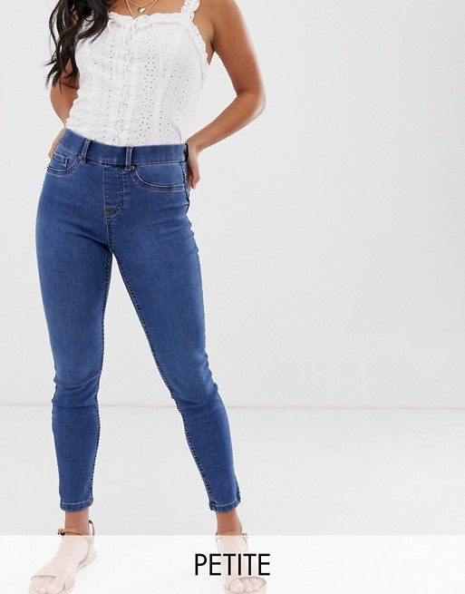 Look New Look PetiteJegging Look Bleu PetiteJegging New Look New Bleu PetiteJegging Bleu New WHED29I