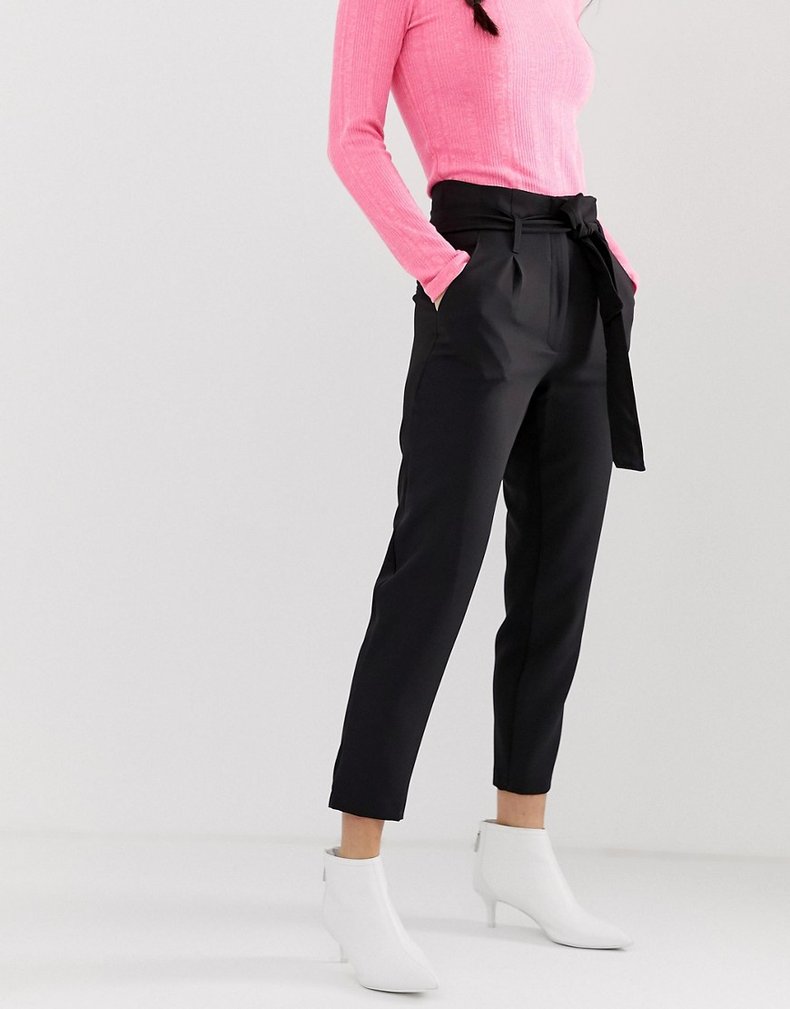 New Look Petite Trouser In Black by New Look Petite