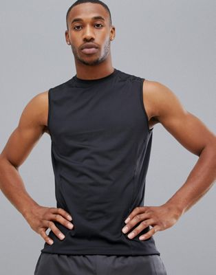 New Look SPORT tank in black