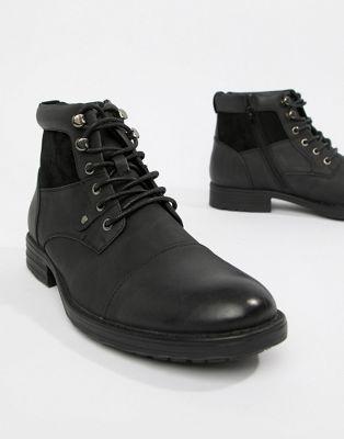 New Look - Stivali neri con zip