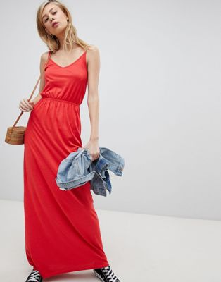 New Look Strappy Maxi Dress