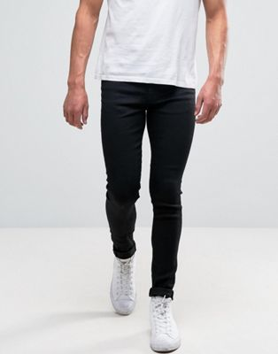 New Look Super Skinny Jeans In Black