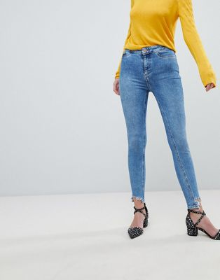 New Look Vanessa Super Skinny High Rise Jean
