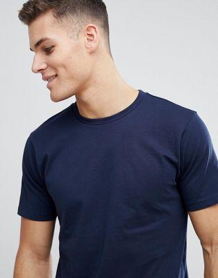 Next - T-shirt girocollo blu navy