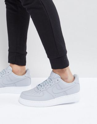 Nike Air Force 1 '07 Trainers In Grey AA4083-010