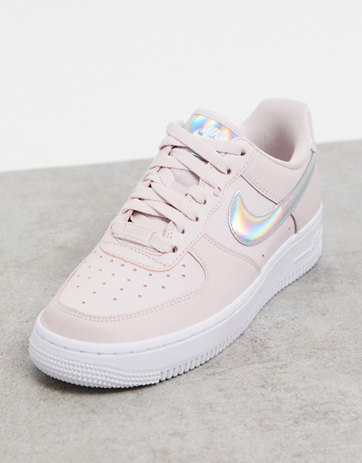 air force 1 virgule rose
