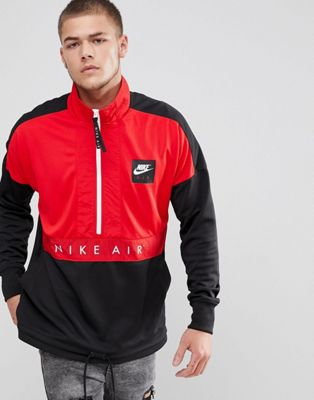 Nike Air Half-Zip Jacket In Black 918324-657
