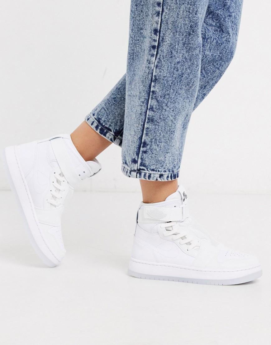 jordan - Nike – Air  1 Nova – Weiße Sneaker