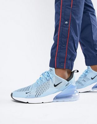Nike Air Max 270 Trainers In Blue AH8050-402