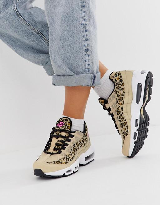 Nike Leoparden Schuhe gesucht! (Leoparden Muster)