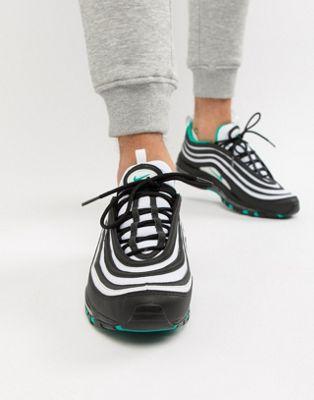 Nike – Air Max 97 – Schwarze Turnschuhe