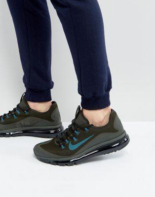 Nike - Air Max More - Baskets - Vert 898013-300