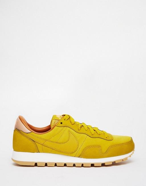Nike – Air Pegasus '83 – Gelbe Sneaker | ASOS