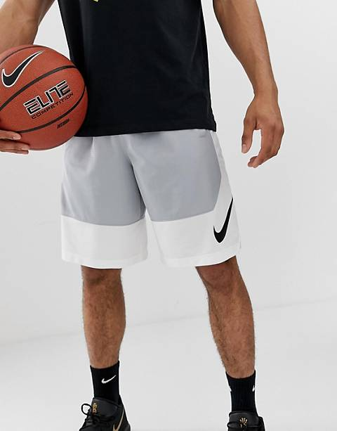 Nike Basketball shorts in gray