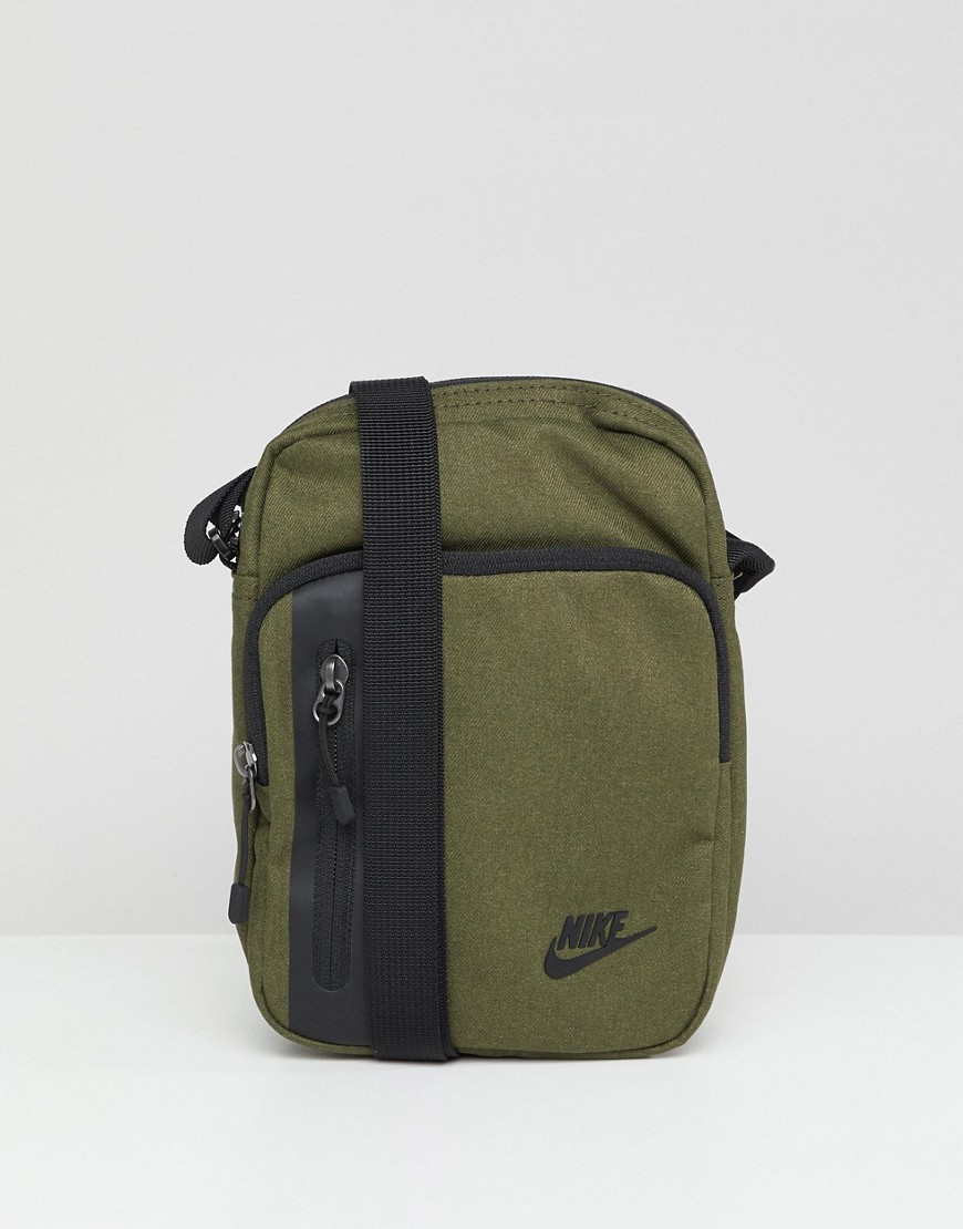 Nike Flight Bag In Khaki Ba5268 395 by Nike