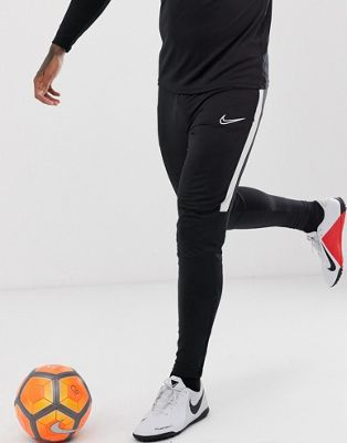 Image 1 of Nike Football Dry Academy Joggers In Black