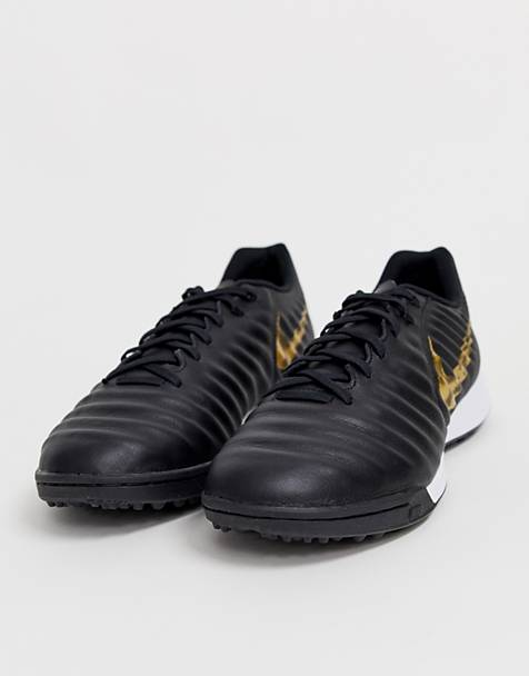 57eab7b9697cc Nike Football legendx astro turf boots in black