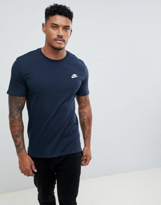 Nike Futura T-Shirt In Navy 827021-475