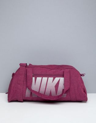 Nike Gym Bag In Pink