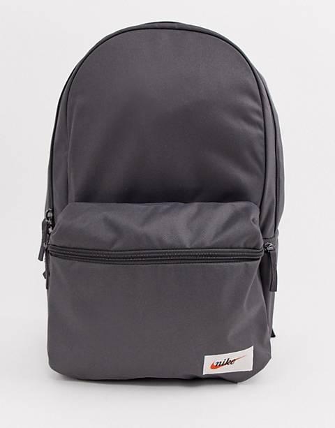 Nike Heritage Backpack In Grey BA4990-020