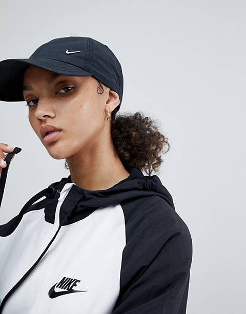 Nike - Heritage - Casquette avec logo virgule