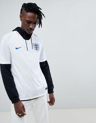 Nike - Home Vapor Match - Maillot de football de l'Angleterre - Blanc 893870-100