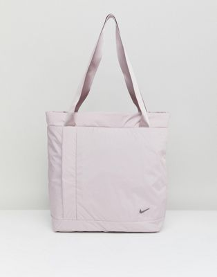 Nike Legend Tote Bag In Pale Pink