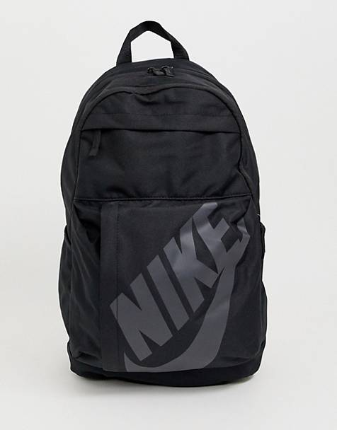 Nike logo backpack in black ba5381-010 d58fabd16ac4e