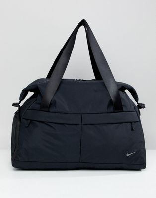 Nike Premium Travel Bag In Black