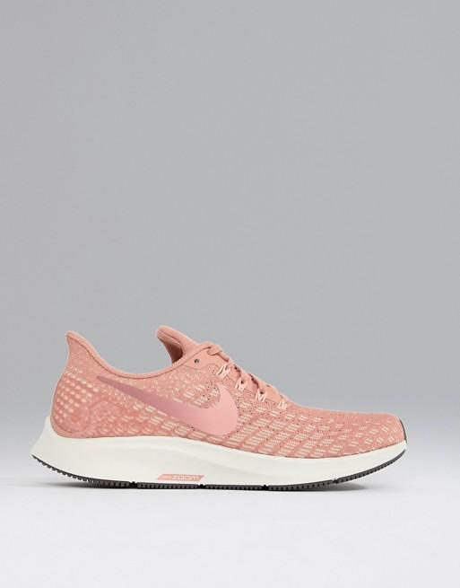 super popular 74583 74708 Nike Running Air Zoom Pegasus rosa träningsskor   ASOS