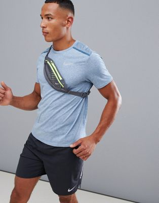 Image 1 of Nike Running breathe tailwind t-shirt in blue 892813-474