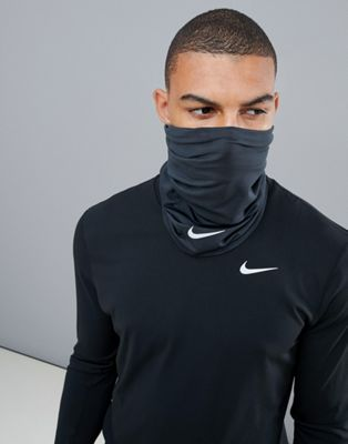 Nike Running Dri-FIT Neck Wrap In Black N.RA.35.001.OS