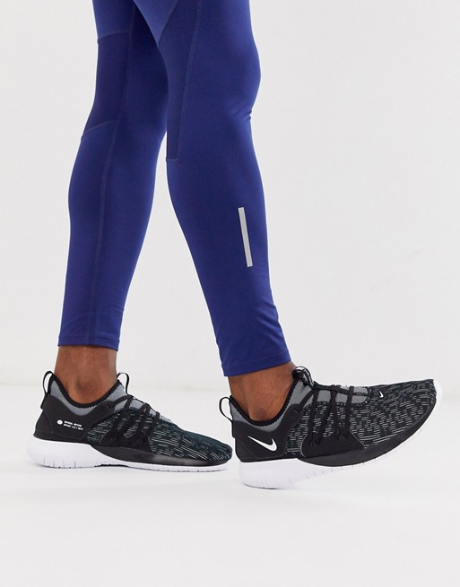 be3c2d0e1 Nike Running flex contact 3 trainers in black
