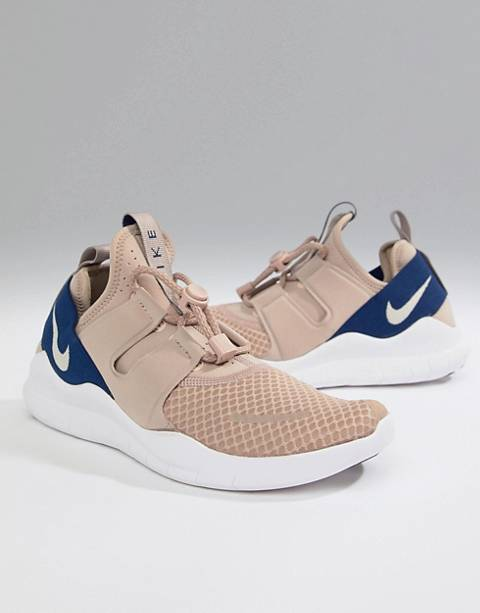 Nike Running - Free Run Commuter 2018 - Baskets - Beige aa1620-200