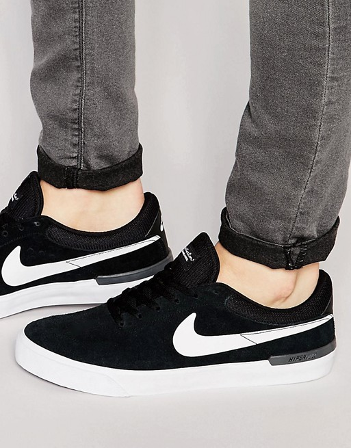 Nike SB Koston Hypervulc 844447 001 Baskets Noir